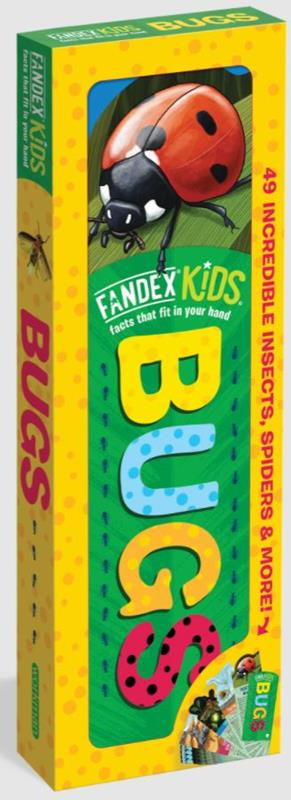 Fandex Bugs,9780761154143