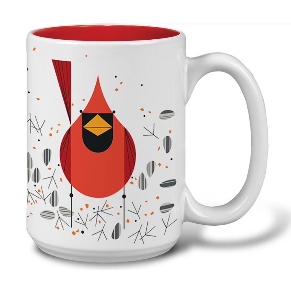 Mug Cardinal/Seed Charlie Harper,EXCHMG99