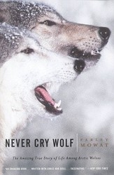 Never Cry Wolf,9780316881791