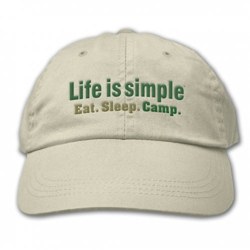 Hat Life is Simple - Camp,714 HAT