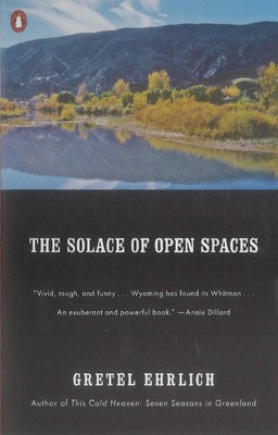 The Solace of Open Spaces,9780140081138