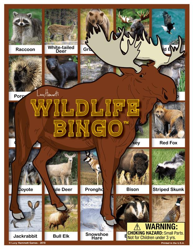 Wildlife Bingo,6277