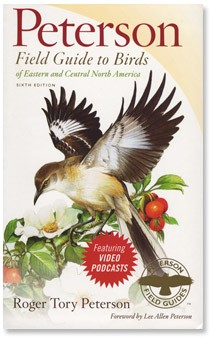 Peterson Field Guide Birds of Eastern and Central NA 6th Ed,9780547152462