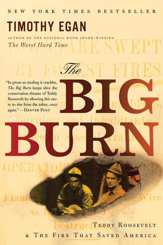 The Big Burn - July 2020,9780547394602