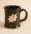 Mug Logo Stoneware,CM-2 HUNTER, #2177