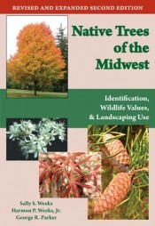 Native Trees of the Midwest,9781557535726