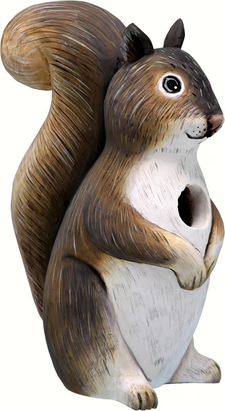 Birdhouse Squirrel,38800-74