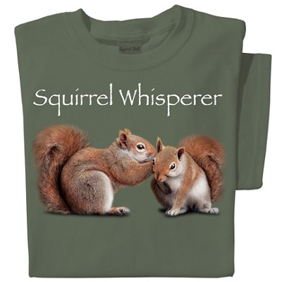 Tshirt Squirrel Whisperer,ARTSQWHM