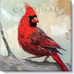 """Canvas 14"""" Cardinal"""
