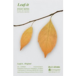 Leaf It Original Brown Medium,C209BM001S