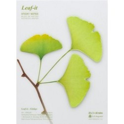 Leaf It Ginkgo Green Large