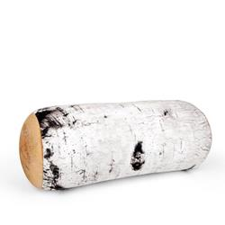 Log Pillow Birch