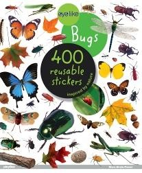 Eyelike Bugs Sticker Book,9780761169345