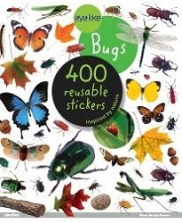 Eyelike Bugs Sticker Book