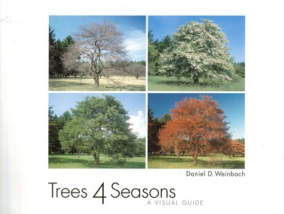 Trees 4 Seasons: A Visual Guide,9780578110516