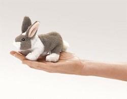 F Puppet Bunny