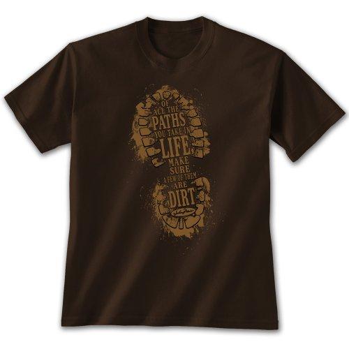 Tshirt Dirt Paths,458 SM