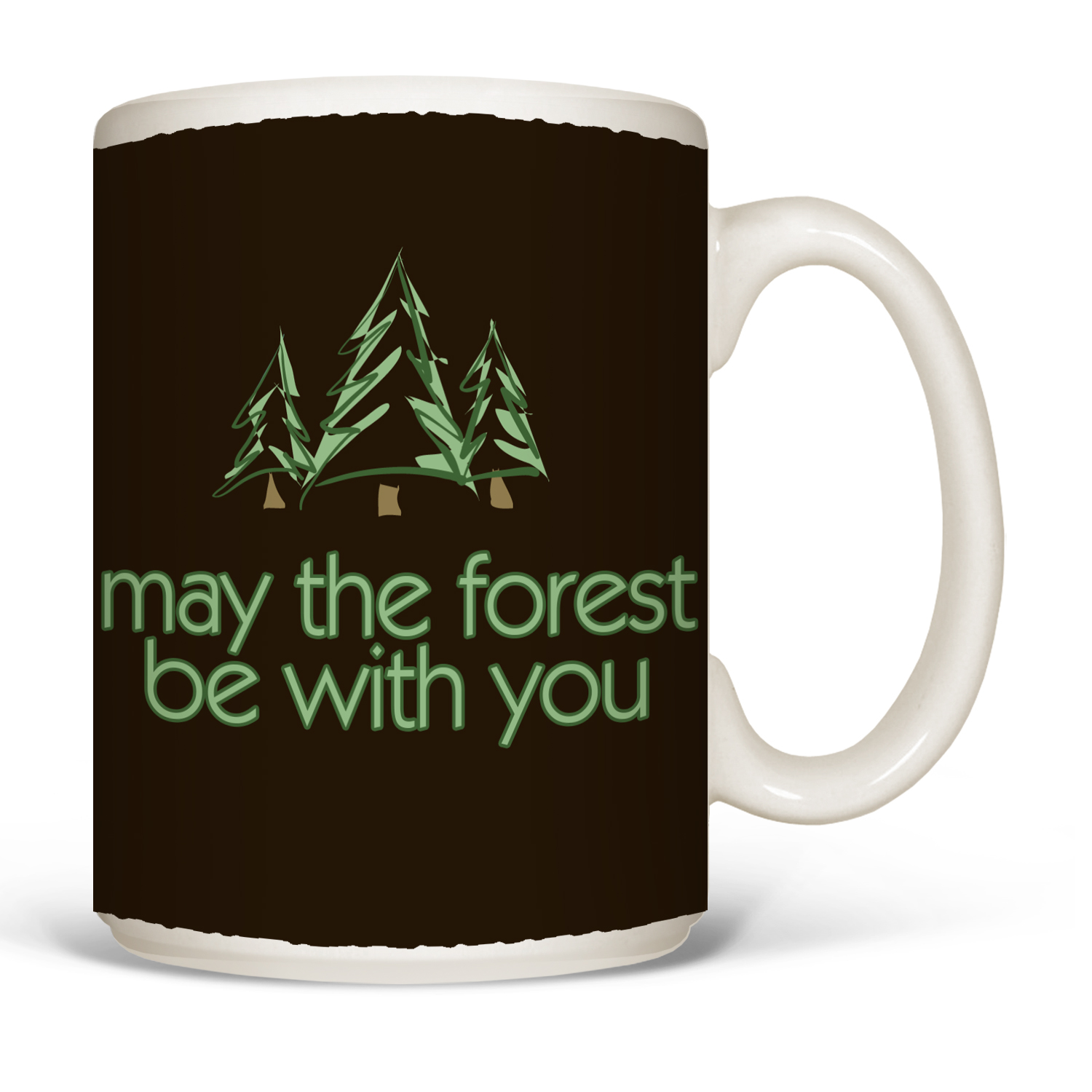 Mug May the Forest,513 MUG