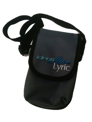 Identiflyer Lyric Carrying Case,SCYB3