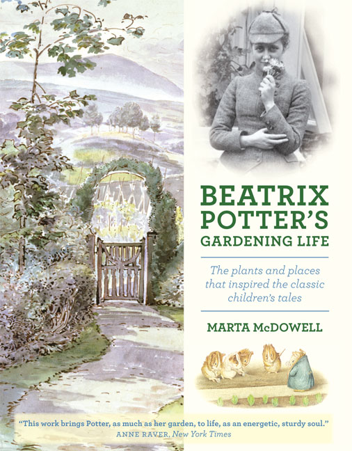Beatrix Potter's Gardening Life,9781604693638