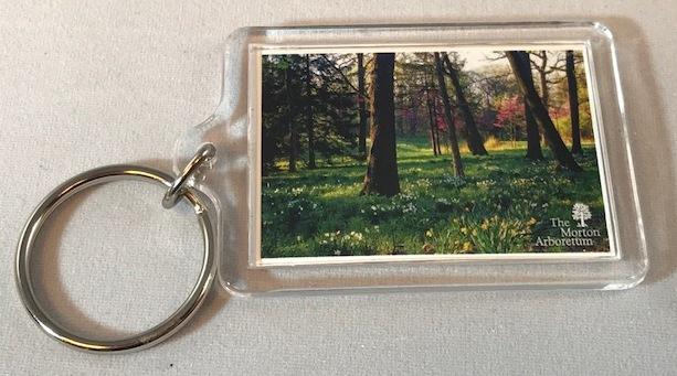 Arboretum Spring Keychain,54197