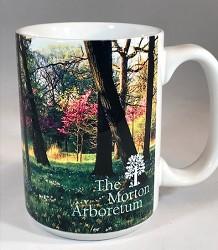 Arboretum Spring Mug,54197
