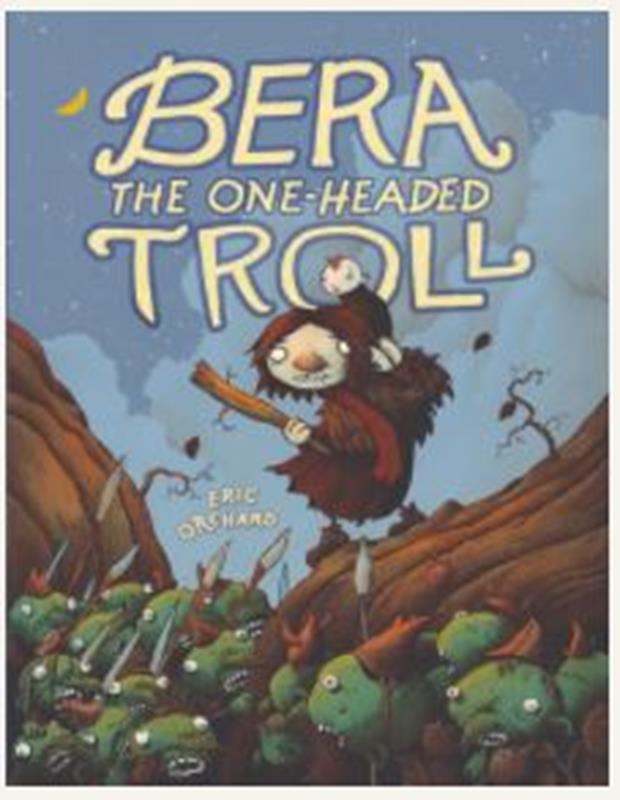 Bera, The One-Headed Troll,9780626721067