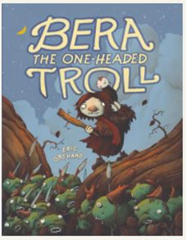 Bera, The One-Headed Troll,9780626721067