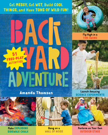 Backyard Adventure,9781612129204